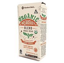 Member's Mark Breakfast Organic Coffee Whole Bean (40 oz.)
