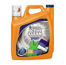 Member's Mark Active Clean Sport Liquid Laundry Detergent (196 oz, 127 loads)