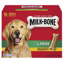 Milk Bone Milk-Bone Dog Biscuits, Large (15 lbs.)