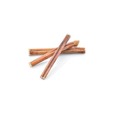 6-inch Odor-Free Angus Bully Sticks by Best Bully Sticks (20 Pack) Free Range, Grass Fed Angus Beef