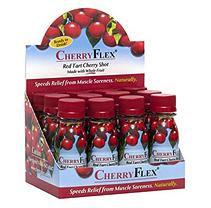 CherryFlex Red Tart Cherry Shot (2.5 oz, 12 ct.)