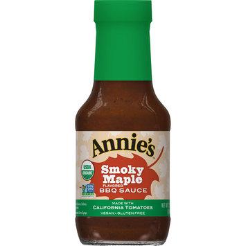 Annie's Naturals Organic Smoky Maple BBQ Sauce, Gluten Free, 12 oz