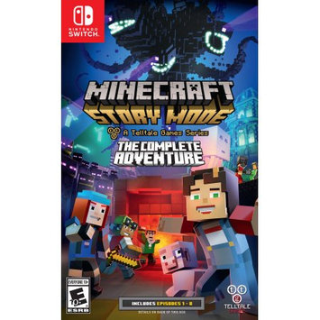 Ui Entertainment Minecraft: Story Mode - The Complete Adventure Nintendo Wii