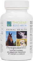 Thorne Research - Animal Health PhytoprofenVET - 60 Capsules