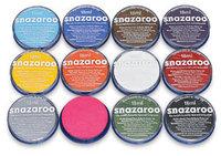 Snazaroo Face Paint 18ml Black