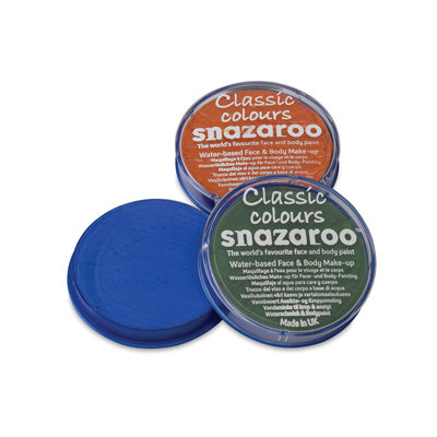 Snazaroo Face Paints Classic Colours Bright Pink 18ml