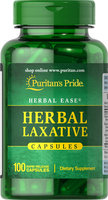 Puritan's Pride Herbal Laxative-100 Capsules