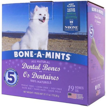N-bone Bone-A-Mints® Dental Bones - Medium (19 Pack)