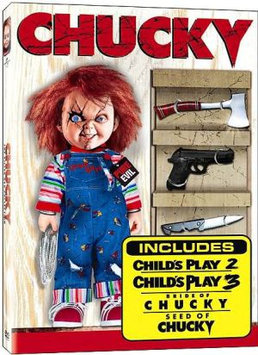 Chucky - The Killer DVD Collection [2 Discs] (used)