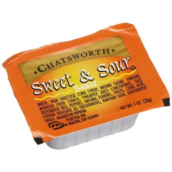 Chatsworth Sweet & Sour Sauce, 1-Ounce Cups (Pack of 100)