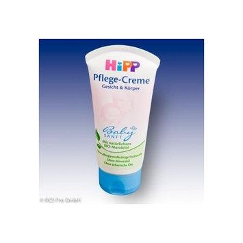 HiPP Baby Gentle Care Cream Face & Body 75ml / 2.54oz. with organic almond oil