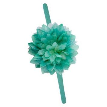 Lily Jane Flower Headband - Green