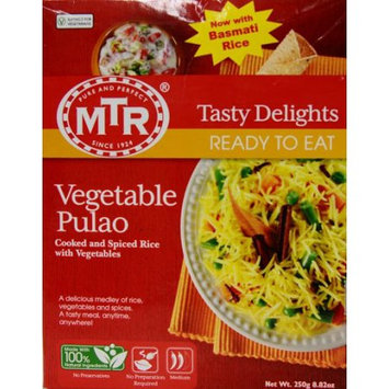 Mtr Vegetable Pulao Rice