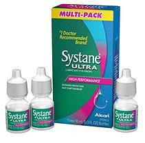 Systane Ultra Lubricant Eye Drops (1/3 fl. oz, 3 pk.)