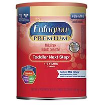 Enfagrow Premium Toddler Next Step Milk Drink Powder, Natural Flavor (36.6 oz.)