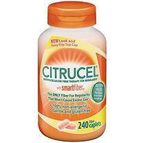 Citrucel w/SmartFiber Methylcellulose Fiber Therapy Caplets (240 ct.)