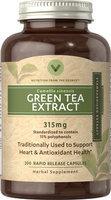 Vitamin World Green Tea Extract