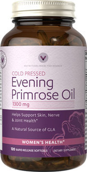 Vitamin World Evening Primrose Oil