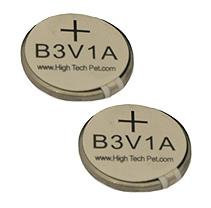 High Tech Pet Replacement Battery B-3V1A - Electronic Containment