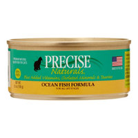 Precise Pet Feline Foundation Formula Ocean Fish Formula Wet Cat Food, 5.5 Oz