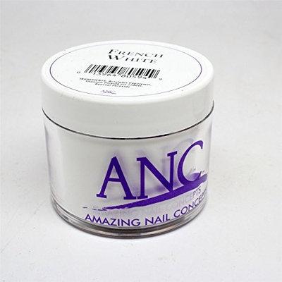 ANC Dip Powder Amazing Nail Concepts French White FW02 2 oz