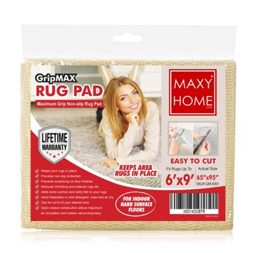 Rugnur Maxy Home Gripmax GM-6X9 Rug Pad Non-Slip Gripper