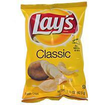 Jensen Lays Reg Chips 1.5Oz