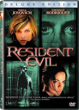 Resident Evil (Deluxe Edition) (Widescreen) (DVD)