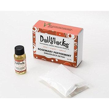 Dollylocks - Dreadlocks Detox Kit - Rosemary Peppermint by Dollylocks Professional Organic Dreadlock Products