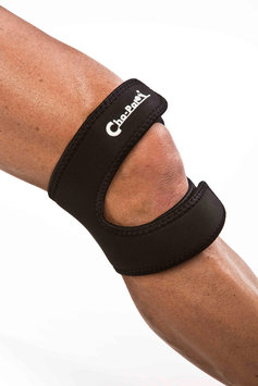 Cho-Pat Dual Action Knee Strap Black XXLarge-1 XXlarge Each