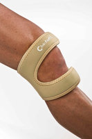 Cho-Pat Dual Action Knee Strap Tan Small-1 Small Each