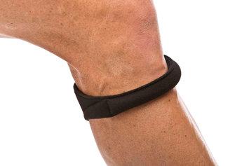 Cho-Pat Original Knee Strap Black Xsmall-1 Xsmall Each
