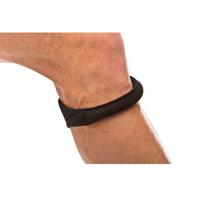 Cho-Pat Original Knee Strap Black Medium-1 Medium Each