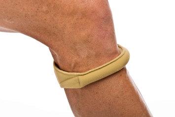 Cho-Pat Original Knee Strap Tan Small-1 Small Each