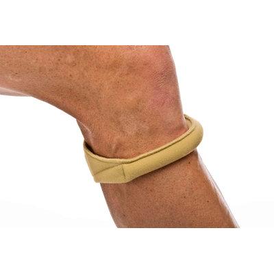 Cho-Pat Original Knee Strap Tan Medium-1 Medium Each