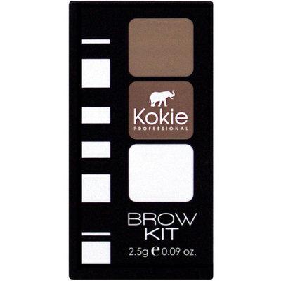 Kokie Professional Brow Kit, Blonde, 4 pc