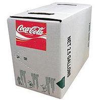 Coca Cola Coca-Cola 2.5-Gallon Bag-In-Box Fountain Syrup