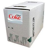 Coca Cola Diet Coke 2.5-Gallon Bag-in-Box Fountain Syrup