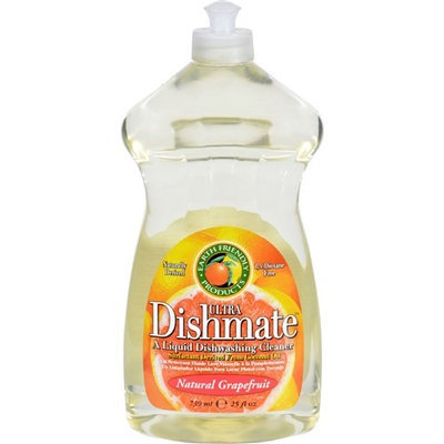 Earth Friendly Dishmate - Grapefruit - 25 oz - Case of 6 - HSG-1023704