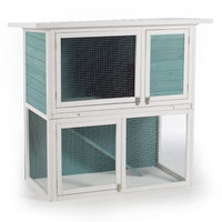 Boomer & George Cape Cod Rabbit Hutch