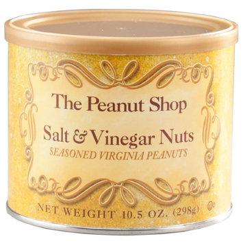 Miles Kimball The Peanut Shop Salt & Vinegar Peanuts, 10.5 oz.