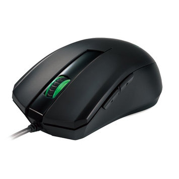 Rosewill 5 Button, Advanced Optical Sensor RGB USB Gaming Mouse