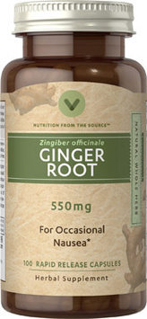Vitamin World Ginger Root