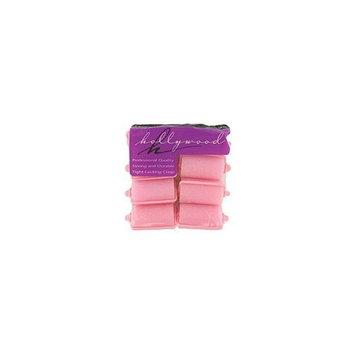 Hollywood Pink Foam Rollers 8 Jumbo 1 1/4