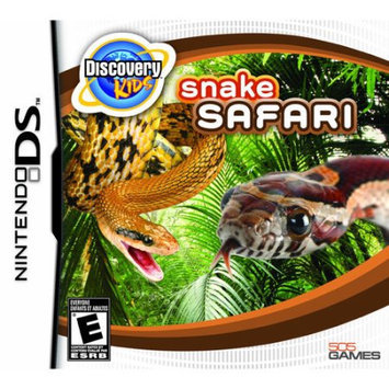 Games Discovery Kids Snake Safari (DS)