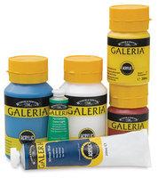 Winsor & Newton 2136179 200ml Galeria Acrylic Paint Tube - Cobalt Blue Hue