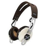 Sennheiser HD 1 On-Ear Wireless Headphones with Integrated Microphone- Ivory