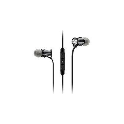 Sennheiser HD 1G In-Ear Headphones- Black Chrome
