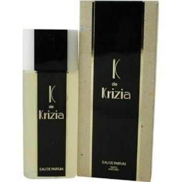 K de Krizia (Original)by Krizia Women Perfume 3.3 oz Eau de Parfum Spray RARE