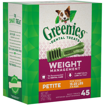 Greenies™ Weight Management Dental Dog Treats